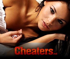 Cheaters.net dating logo