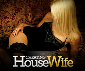 cheating housewife in town